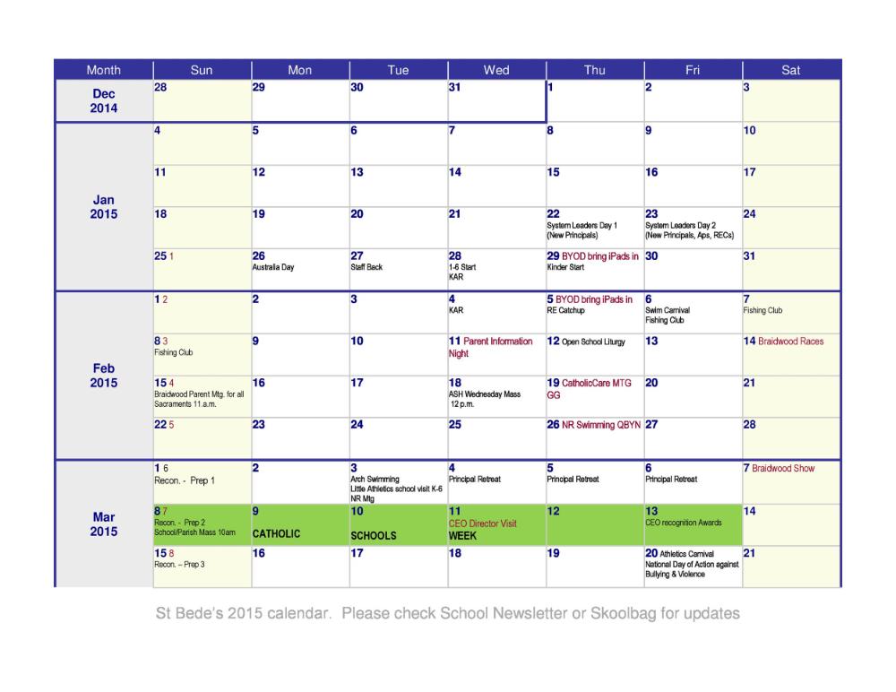 2 Week Calendar Template Excel Calendar Template Monthly Calendar Template Excel Calendar Template