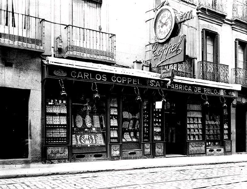 Relojería Carlos Coppel