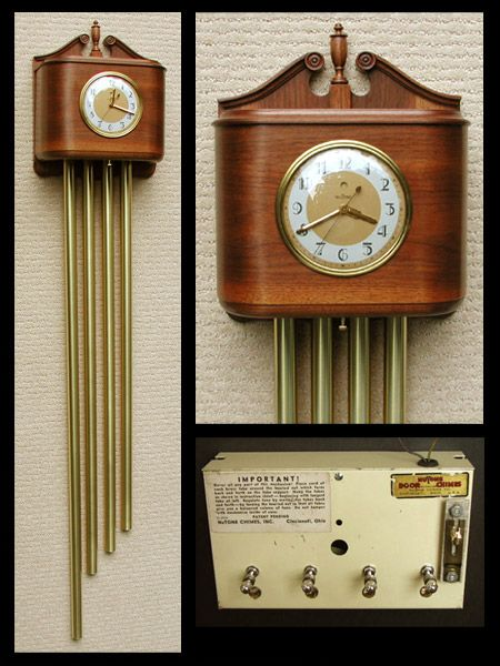 Nutone Door Chimes | Vintage Door Chimes - For Sale - Nutone Door Chimes Vintage Door Chimes - For Sale Doorbell