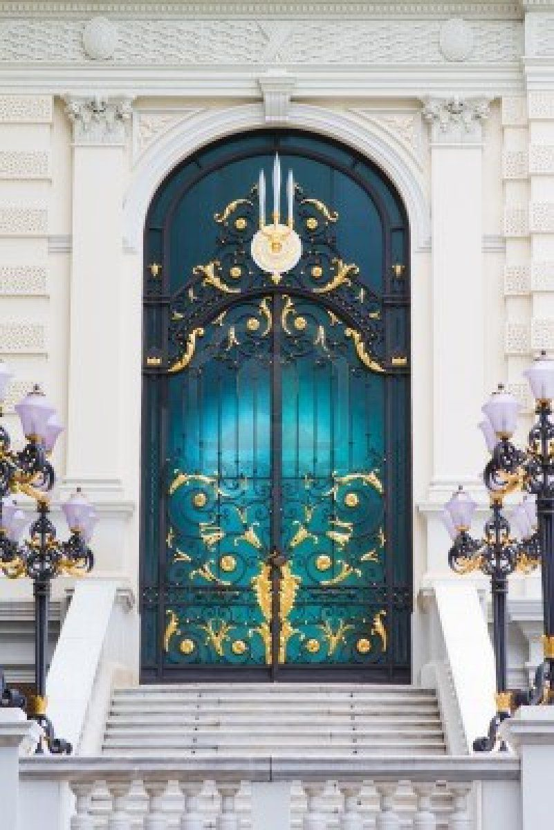 Stained Glass Doors Absolutely Stunning