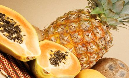 Pineapples for cancer therapy, anyone?