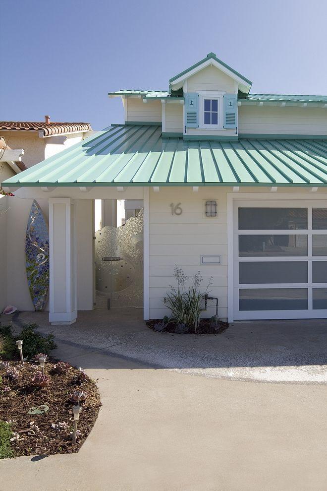 Best Metal Roof Beach House Coastal Home With Metal Roof Metal 400 x 300