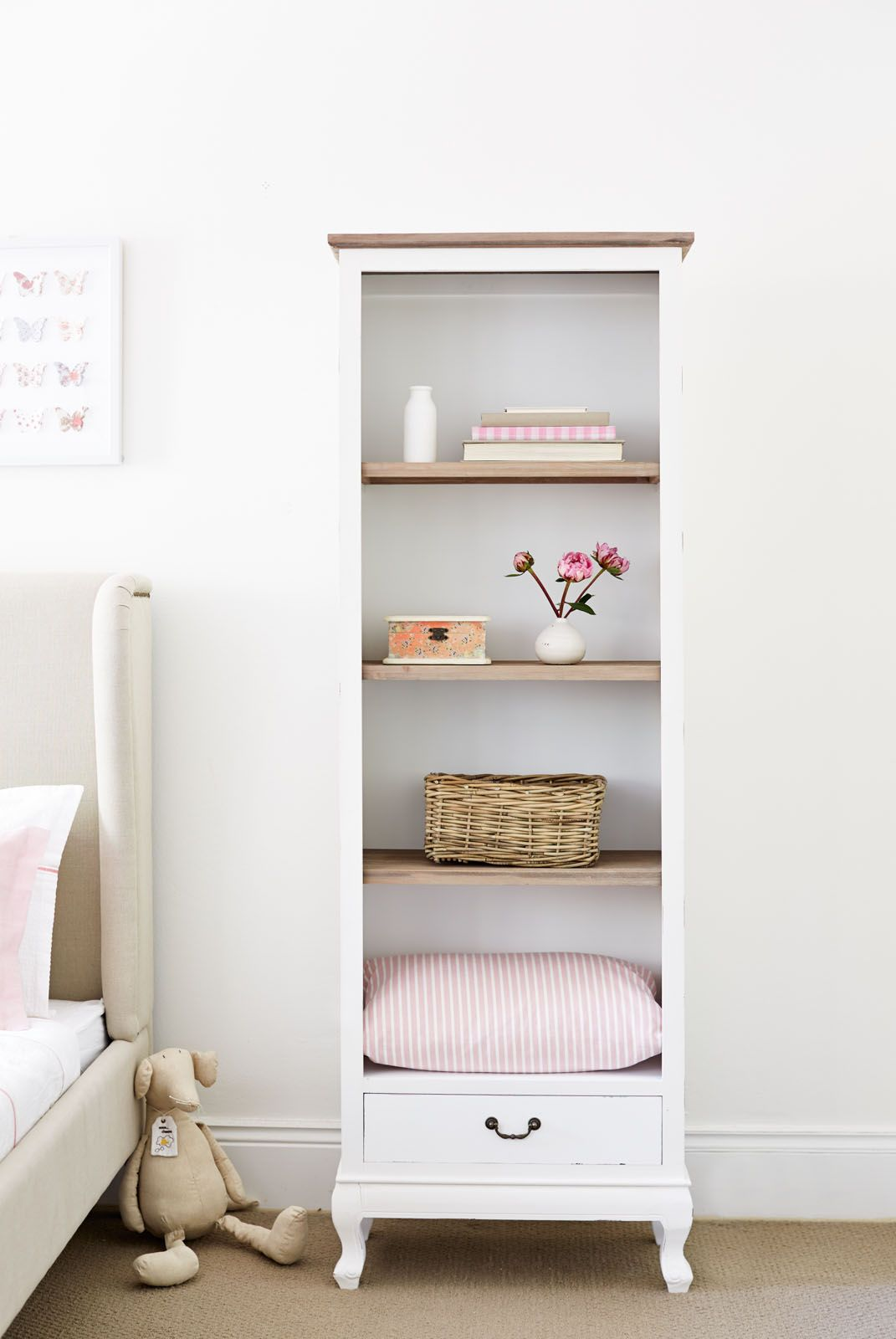 French Provincial Bookcase Www Lavenderhillinteriors Com Au