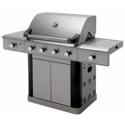 This stylish \'Royalcraft Master Cook Platinum 600 De-Luxe BBQ ...