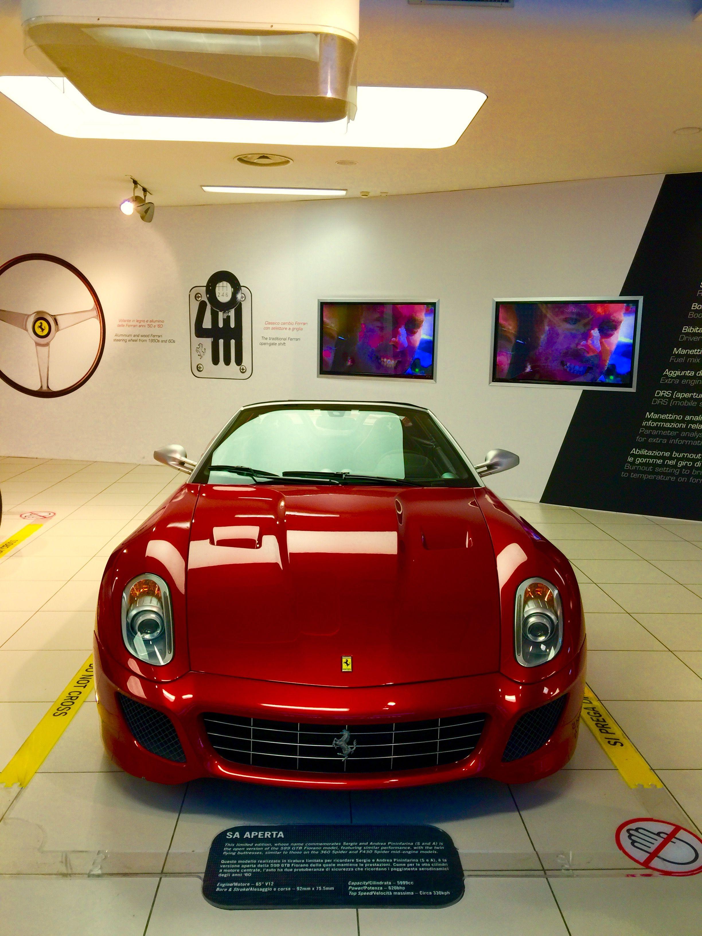 museo ferrari maranello #ferrari #f1 #cars #italia #museo