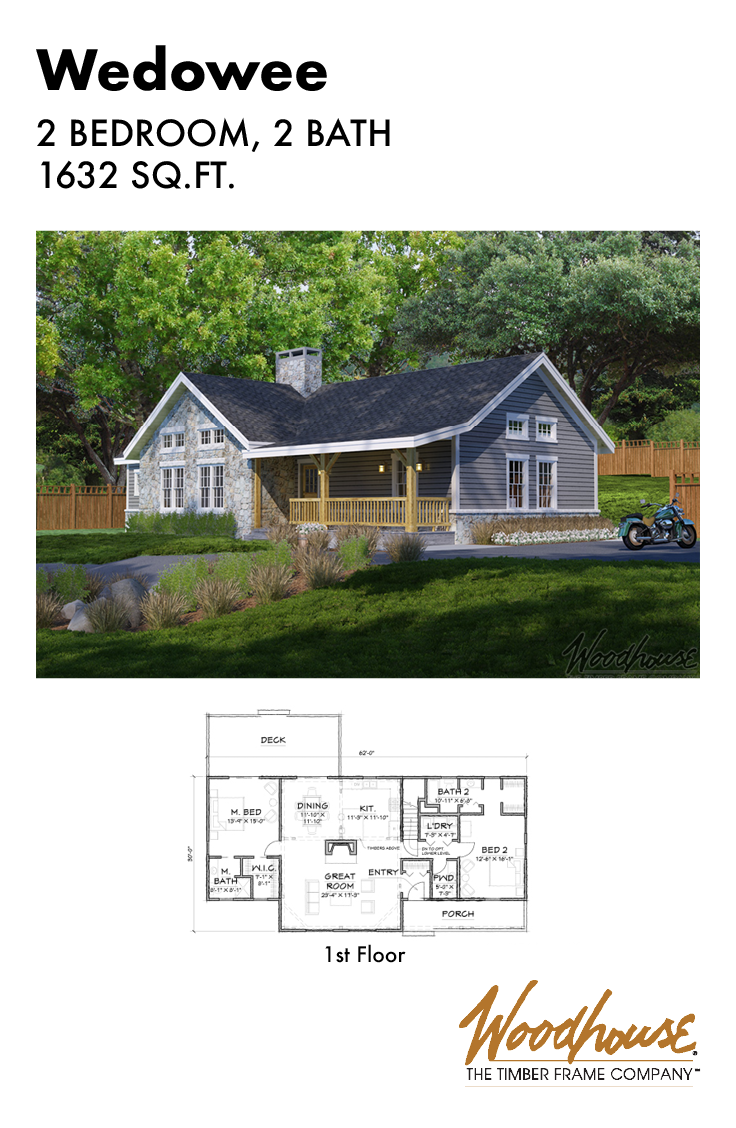The Wedowee Is A Cozy Stone Cottage That Features The Fireplace As The Heart Of The Home Download The Stone House Plans House Styles House Renovation Plans