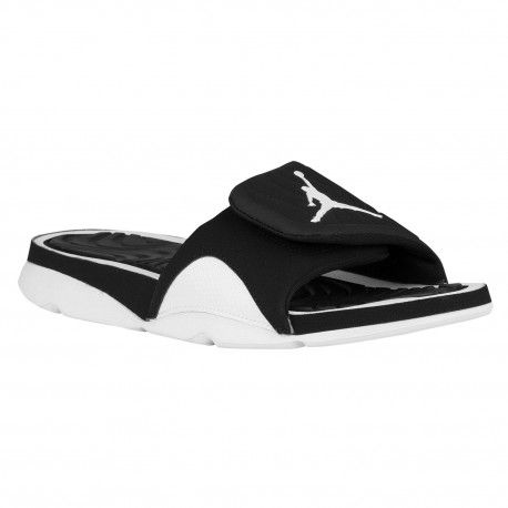Jordan Hydro 4 - Men'sSlip into an elite look and the comfort of an  ultra-soft platform for stylish post-game recovery.