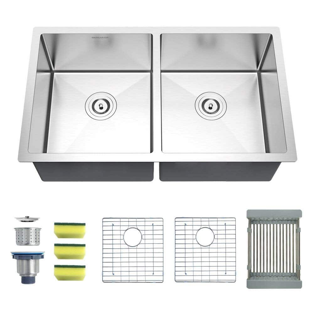 Top 10 Best Double Bowl Kitchen Sinks In 2020 Reviews Double