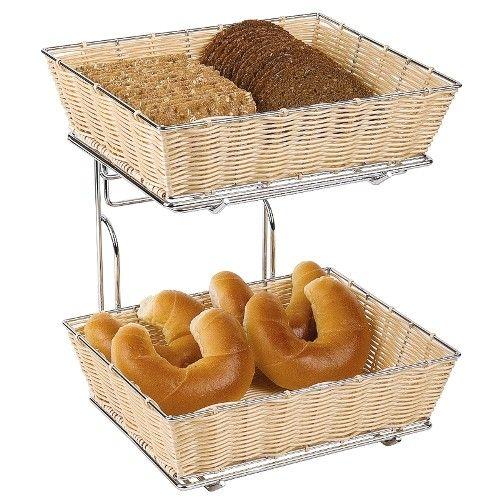 Broodmand Polypropyleen GN1/2 in Broodmanden - Buffet & Catering | Heuvel Horeca