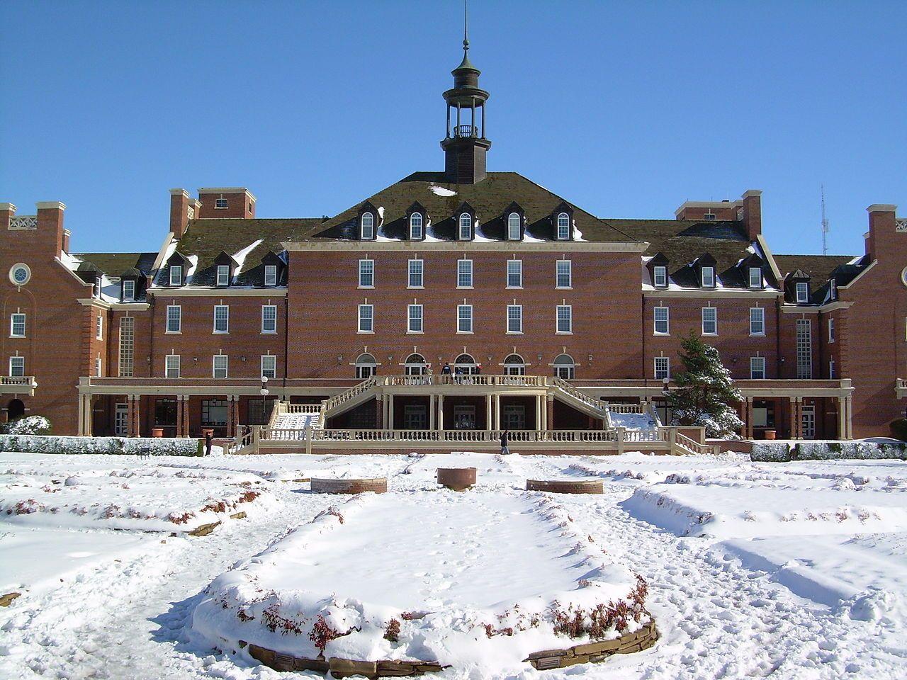Northwestern Oklahoma State University >> Northwestern Oklahoma State University Campus Google