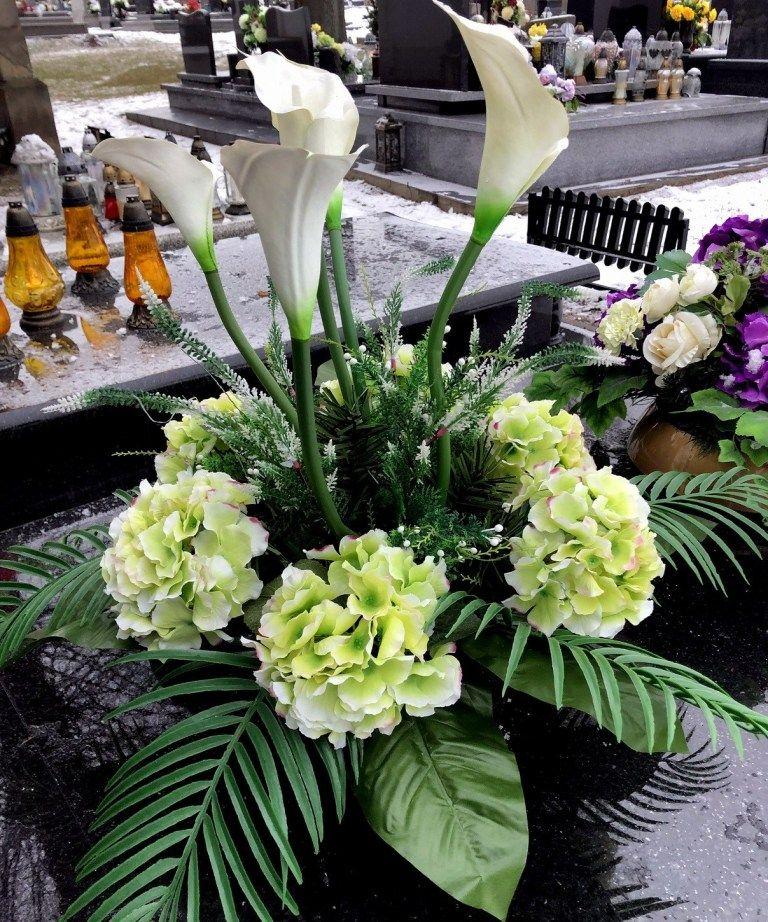 Zamowienie P Lukasz Nr 117 Swiateczne Atelier Basket Flower Arrangements Simple Wedding Decorations Flower Arrangements