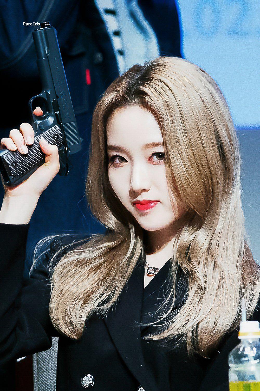 Pure Iris On Twitter In 2020 Kpop Girls Gowon Loona Girl
