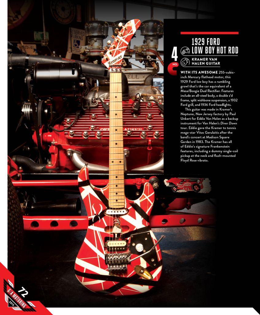 Van Halen Magic Kramer Guitar Guitar Halen Van Halen