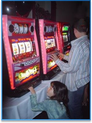 Can you rent slot machines old mills slot machines for sale