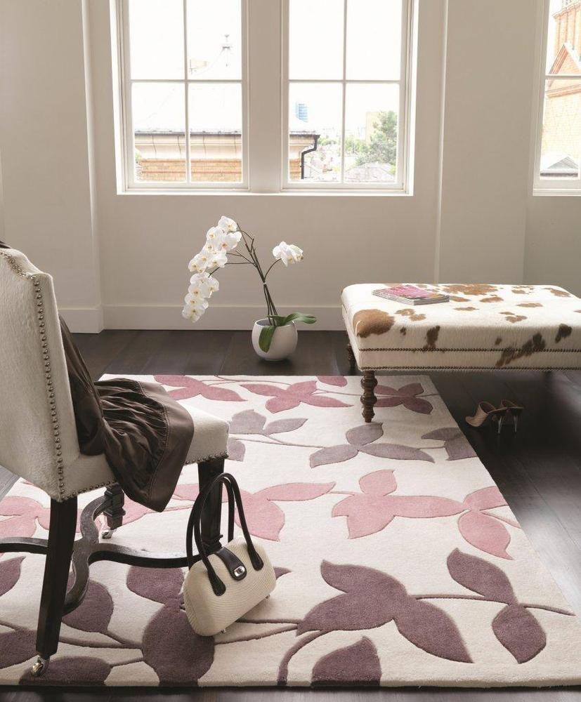 Details zu teppich wohnzimmer carpet modernes design harlequin vine blat rug acryl günstig