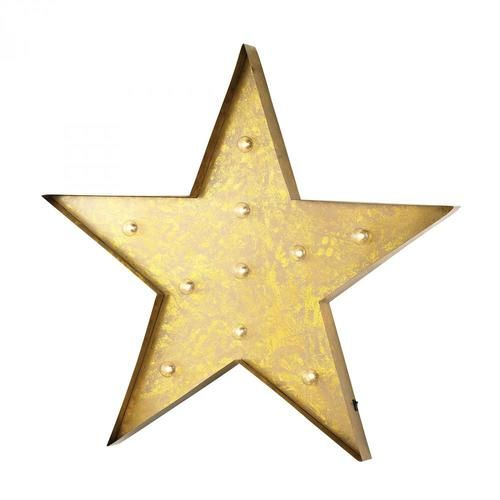 Home Decor By Sterling Industries Star Marquee Sign 51 034