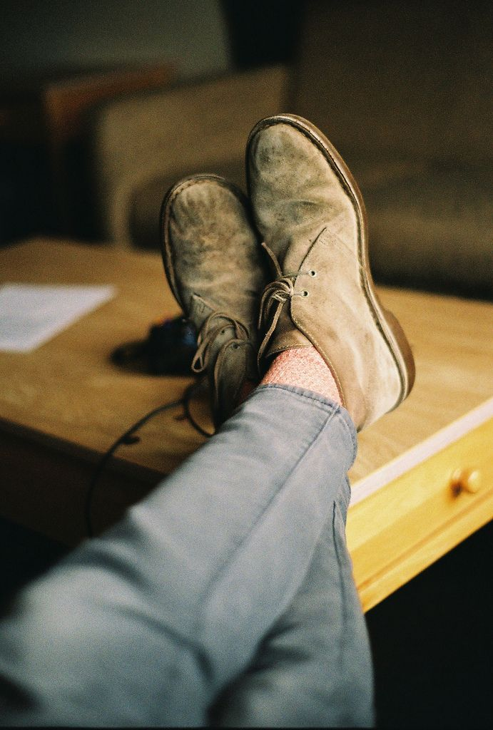 Clarks   men's style   Desert boots, Clarks desert boot