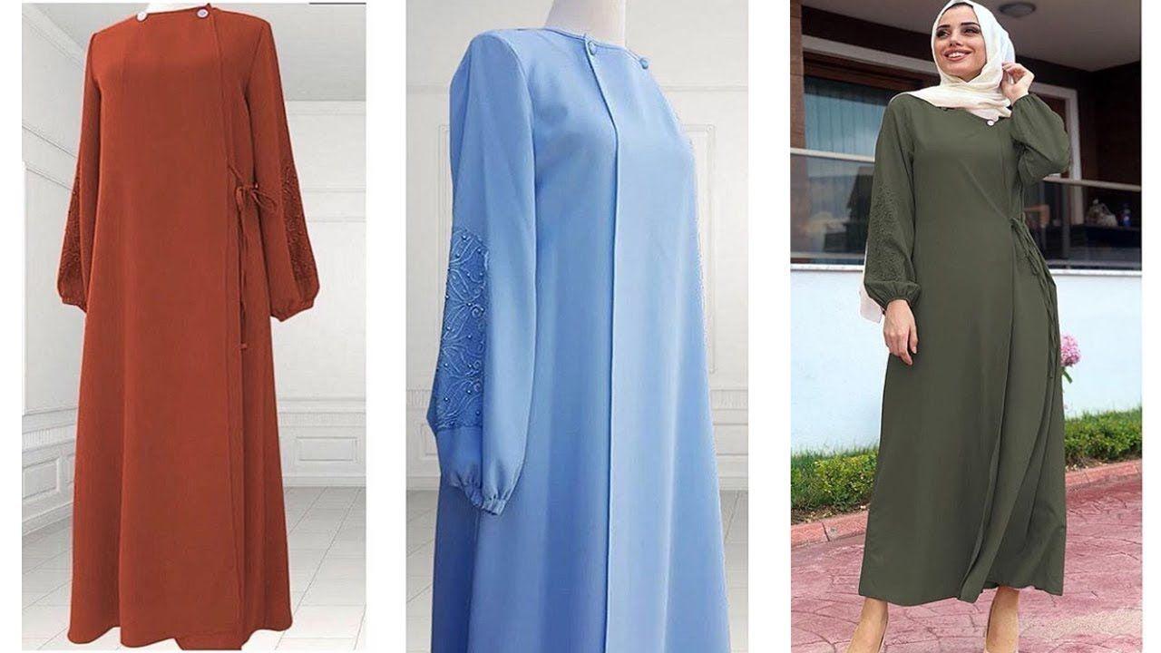 إليك اشيك عبايات تركية 2020 In 2021 Frocks For Girls Fashion Couture