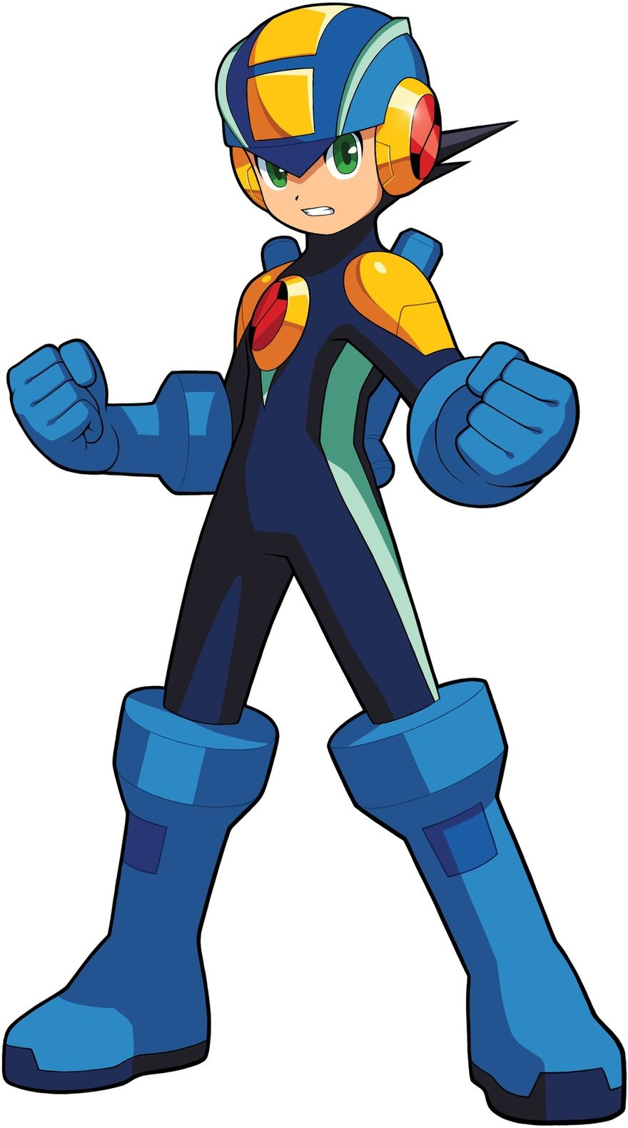 i don t know about you but i always wish a megaman キャラクターa