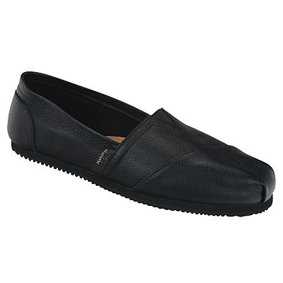 ***Bobs Work by Sketchers. Finally cute slip resistant shoes for servers.