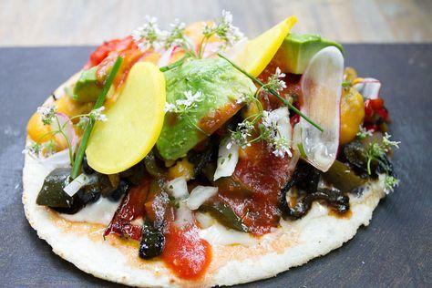 Santa Barbara Vegan Restaurant Review Mesa Verde