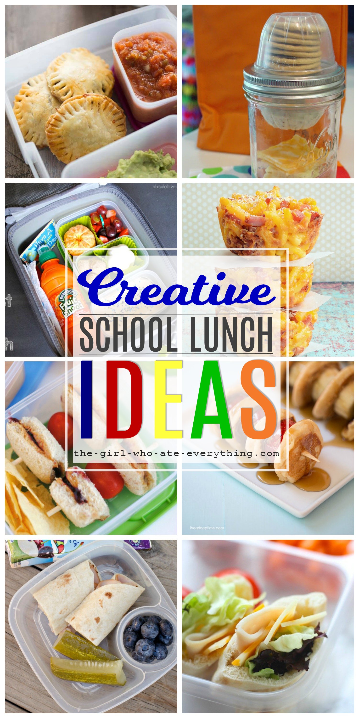 Think Outside the Lunch Box