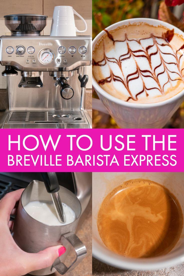 how to make a mocha latte with an espresso machine