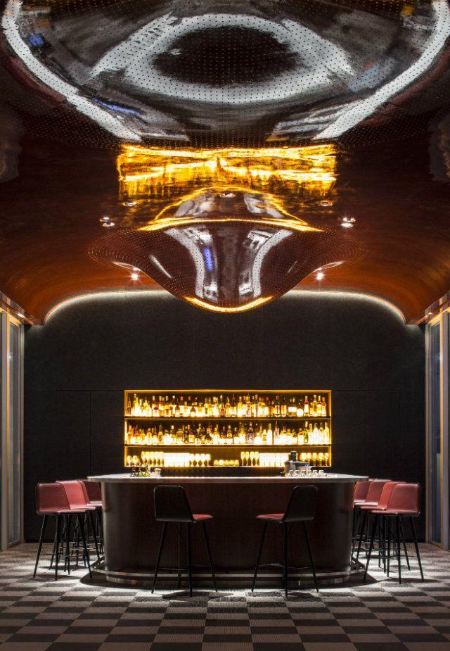 pin by brabbu design forces on hotel interior design. Black Bedroom Furniture Sets. Home Design Ideas