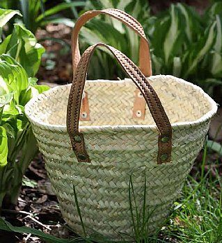 Garden Harvest Basket Jeanne Beatrice 2995 Baskets