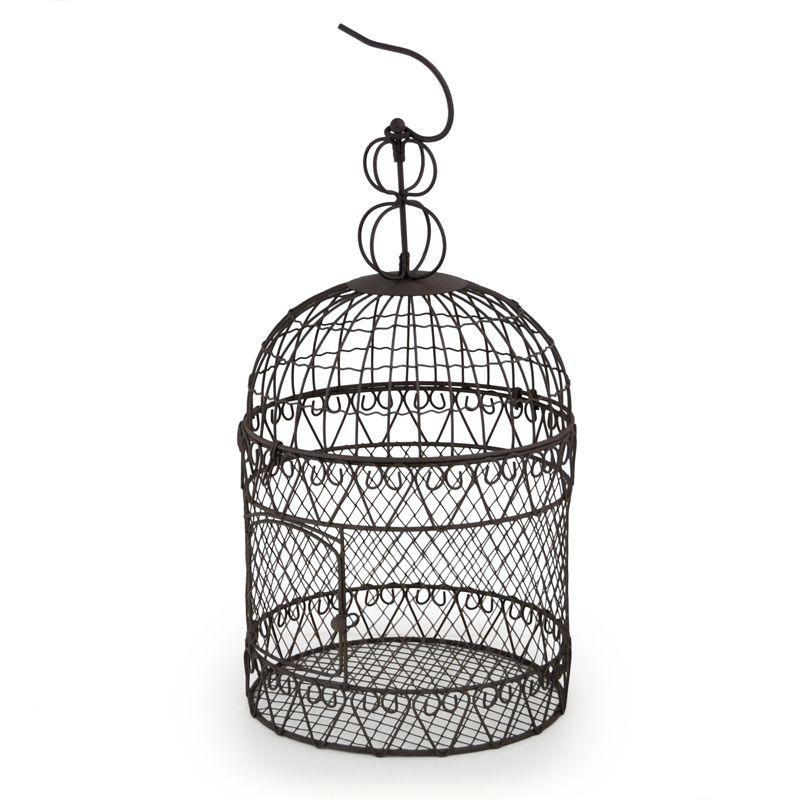 Voliere Round Wire Birdcage