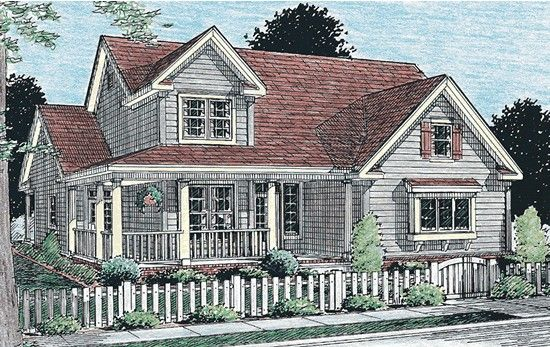 Fabulous This Is A 2 Story Small House Plan That Fulfills All The Download Free Architecture Designs Scobabritishbridgeorg