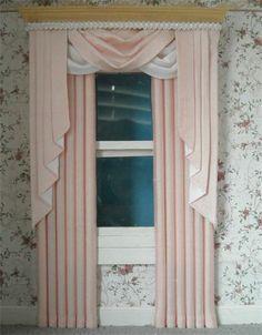 Dollhouse Curtains   Google Search