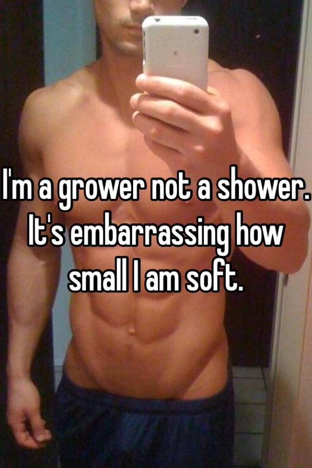 Are penis shower embarrassing