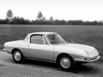 Fiat 850 Spider C.L. '1965–68
