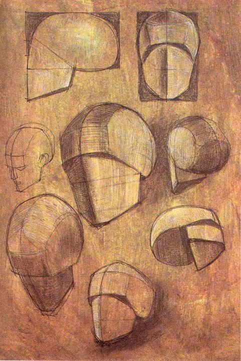 A wonderful book: Die Gestalt des Menschen by Gottfried Bammes via PinCG.com