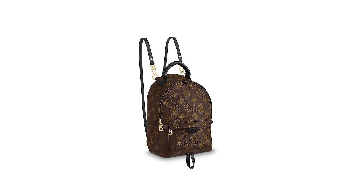 232db06b6e3d LOUIS VUITTON Official USA Website - Discover our latest Palm Springs  Backpack Mini collection for WOMEN