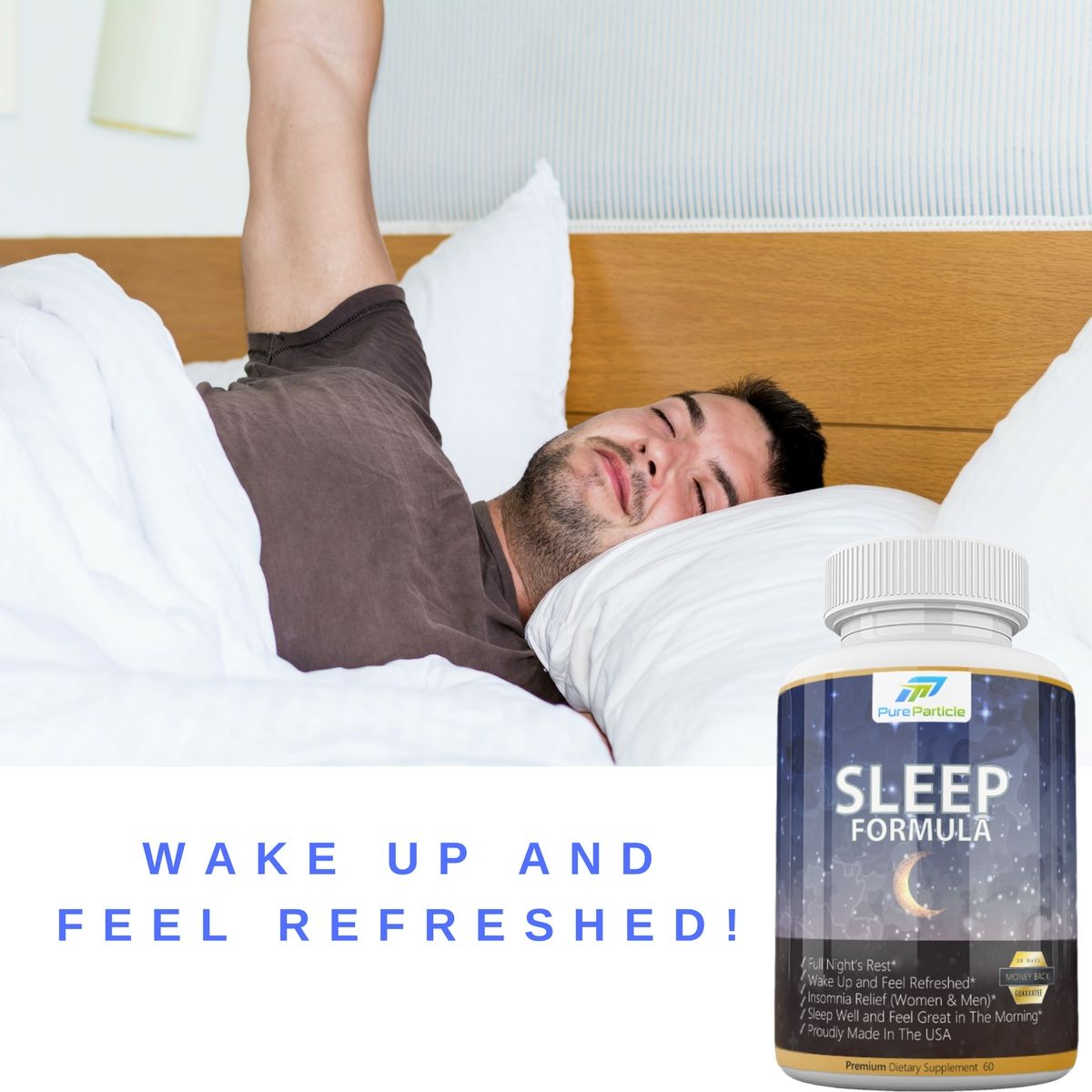 Do You Sleep Fine but Never Wake Up Feeling Refreshed or