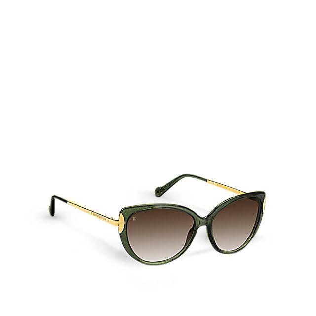fbf397c8cf64 Louis Vuitton Garance Sunglasses