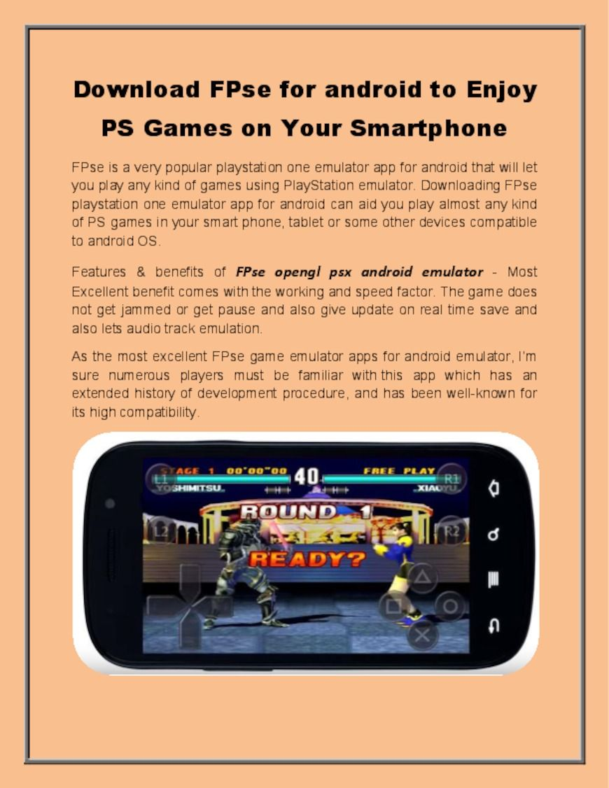 download game emulator ps1 untuk android