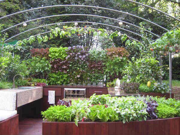 herb kitchen outdoor gardens kitchen garden garden design on outdoor kitchen herb garden id=79538