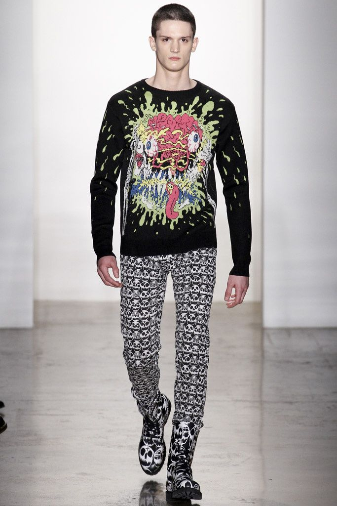 Jeremy Scott -  Fall 2013-14 N.York