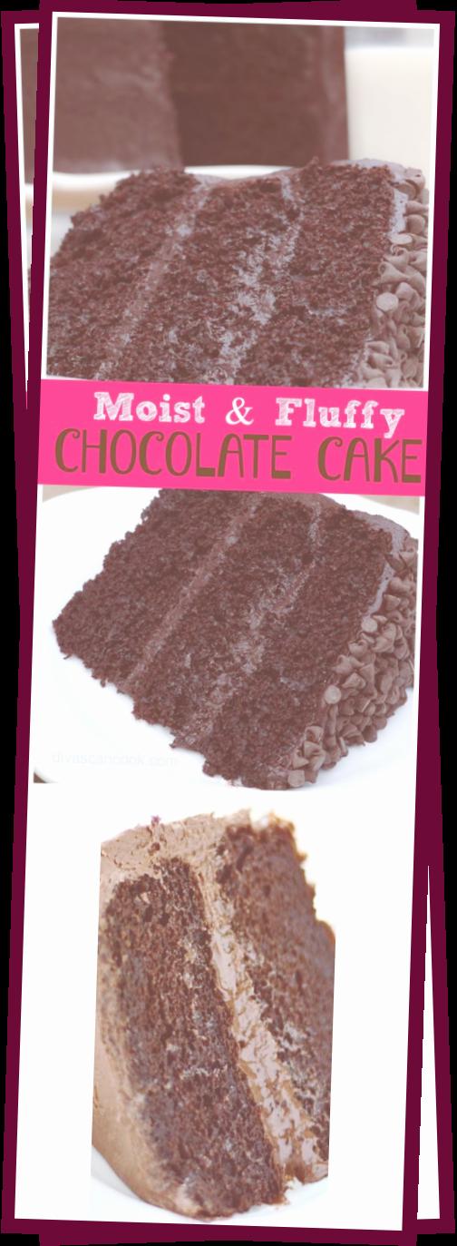 Photo of Epic Chocolate Cake Recipe So Moist – Ostern