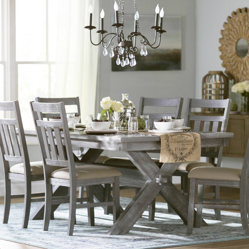 Farm Style Dining Set: Dining Room Set Inspiration