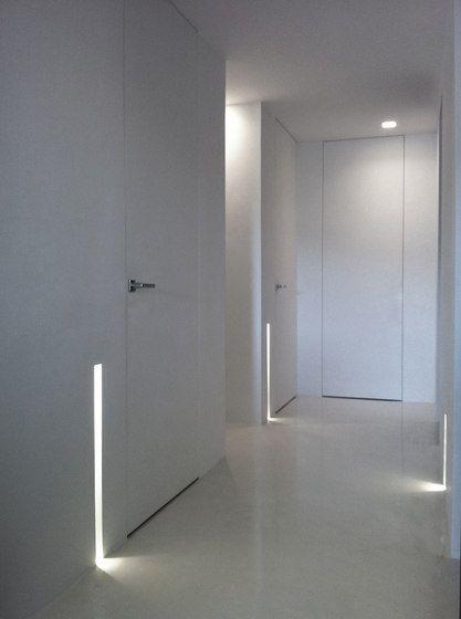 General Lighting | Recessed Wall Lights | Blade | Buzzi