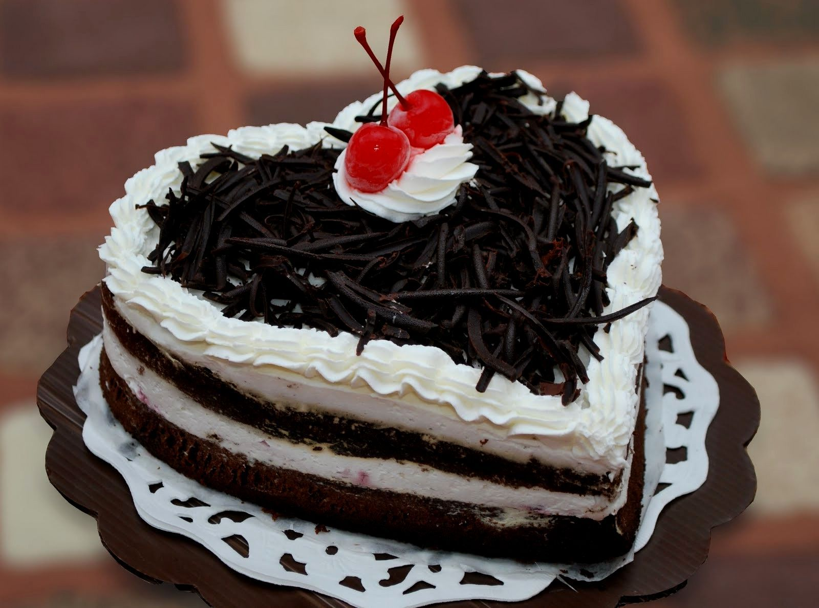 Heart Shape Chocolate Bday Cake Recipes In 2019 Cake Cake