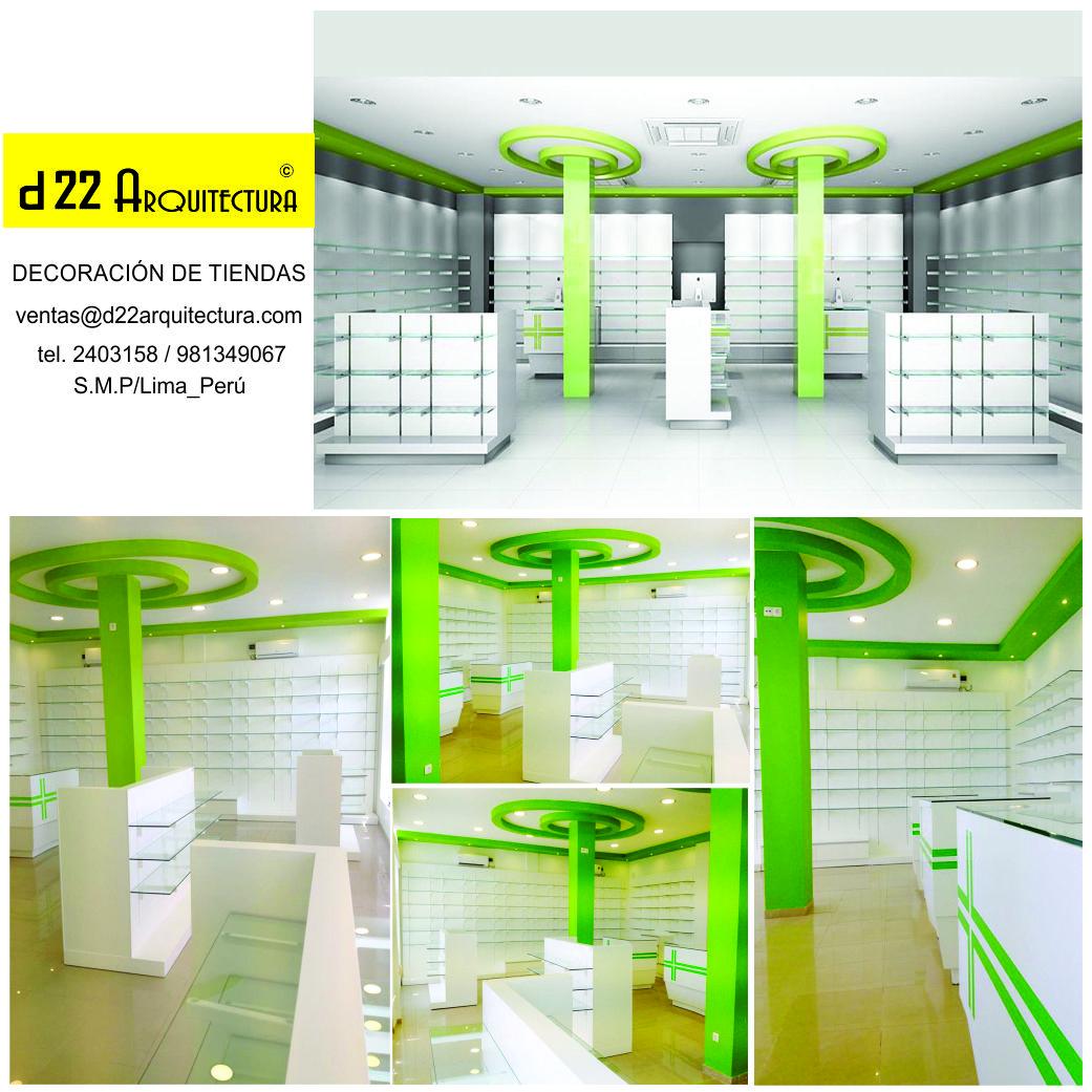 decoracion de tienda - somos fabricantes - somos tu mejor opción ...