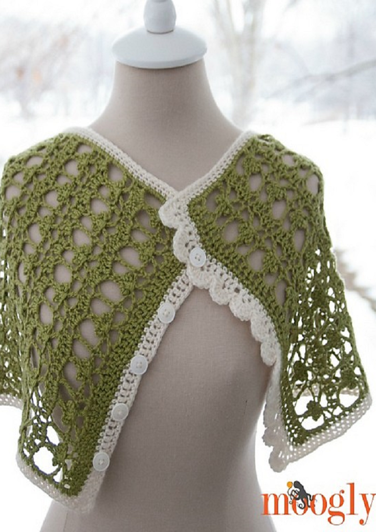 Free Pattern] St. Patrick\'s Day Crochet: Lucky Day Cowl | Celtic ...