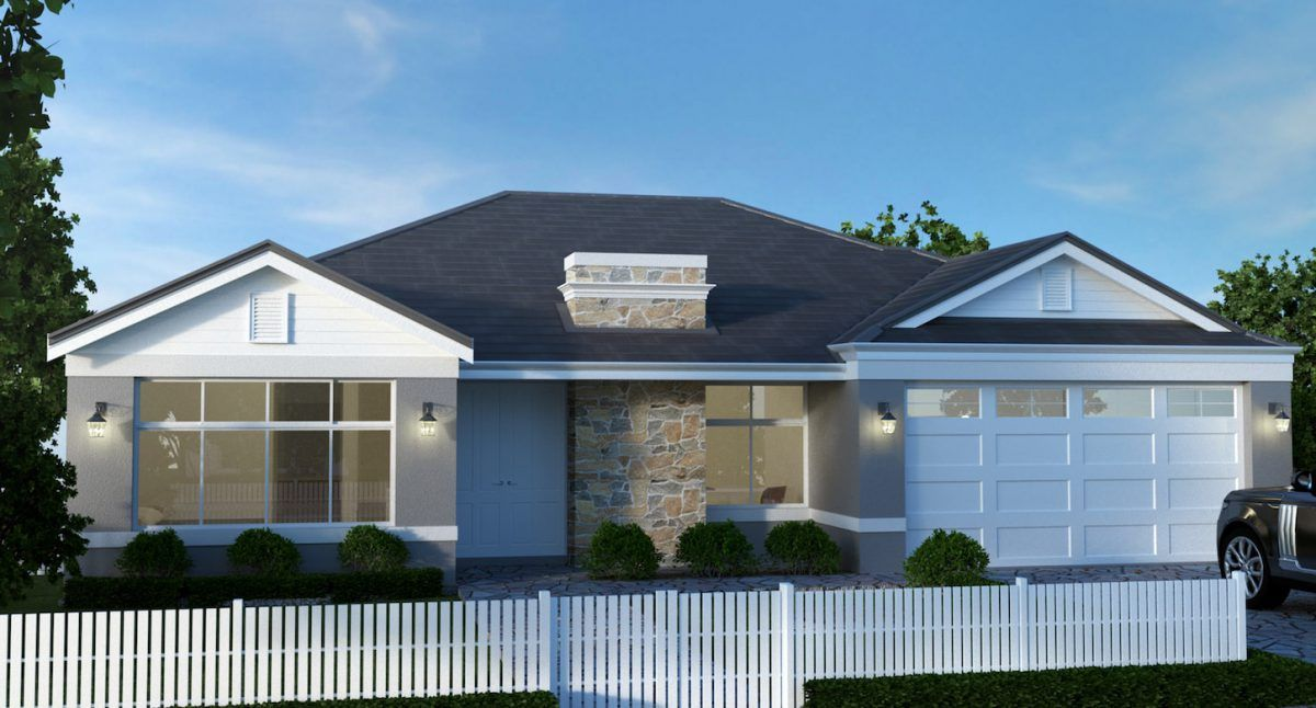 Floor plan friday classic hamptons single storey home also house plans rh pinterest