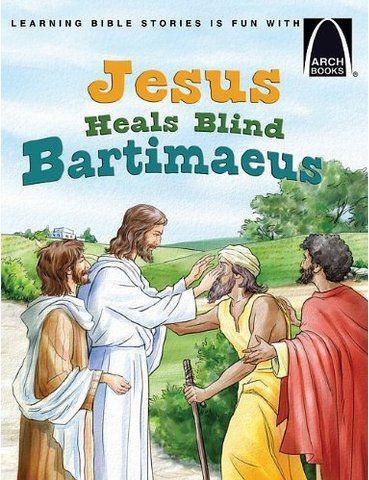 craft ideas for blind bartimaeus