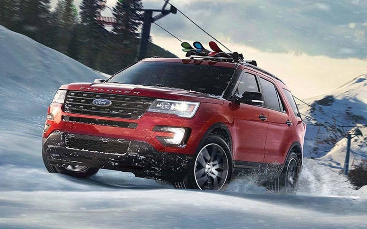 The 2019 Ford Explorer Sports New Release Ford explorer